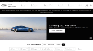 Get Audiofarlingtoncom News Audi Arlington Arlington VA - Audi arlington
