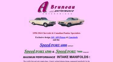 bruneauperformance.ca
