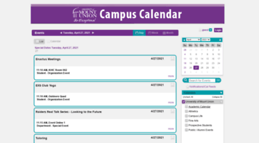 calendar.mountunion.edu
