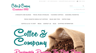 coffeeandcompany.net