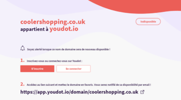 coolershopping.co.uk