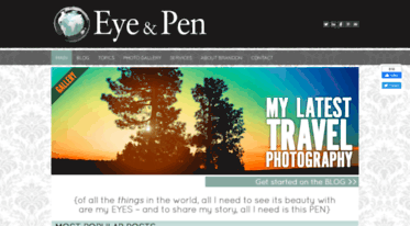 Image result for eye and pen