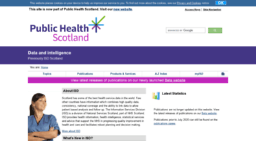 isdscotland.scot.nhs.uk