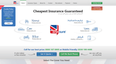 onesureinsurance.co.uk