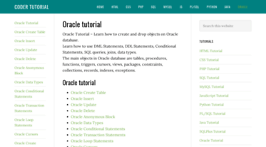 oracletutorial.org