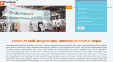 Exhibition Stall Fabricators In Kolkata : Get pixalmate.net news exhibition stall designer stall fabricator