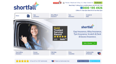 shortfall.co.uk