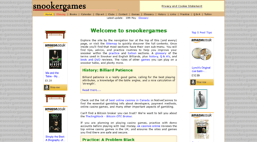 snookergames.co.uk