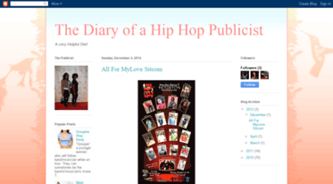 thediaryofhiphoppublicists.blogspot.com