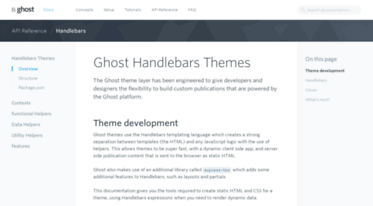 themes.ghost.org