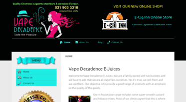 vapedecadence.co.za