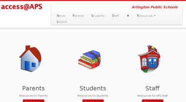Get Accessapsvaus News Access At Aps Arlington Public Schools