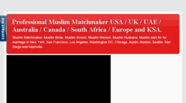 muslimske matchmaking australien russiske kvinder dating