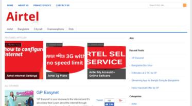 Get Airtel com bd news - Airtel Bangladesh - Airtel BD - Airtel My