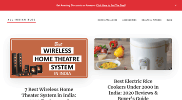 Get Allindianblog in news - AI Blog - Latest News