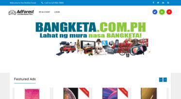 Get Bangketa com ph news - Classified Ads in The Philippines | Bangketa