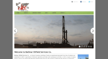Get Baomar net news - Welcome to BaOmar Oilfield Services Co