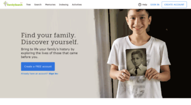 Get Beta familysearch org news - Free Family History and Genealogy