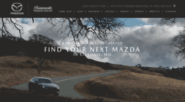 Get Bommaritomazdasouth Com News St Louis Mo Mazda Bommarito