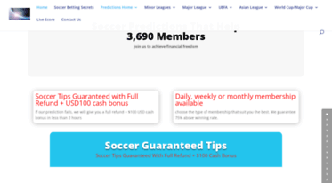 Get Bookmakers-code net news - Soccer Predictions, Soccer