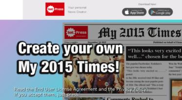 Get Botpress tv news - My 2015 Times