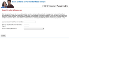 clc consumerservices.com