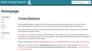 consultations.kent.gov.uk