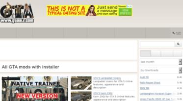 Get Cs2 gtaall com news - GTAall com — GTA mods with installer