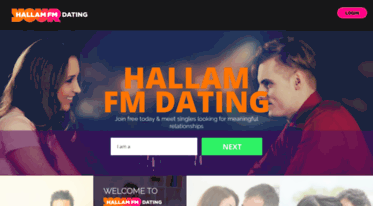 hallam fm dating site
