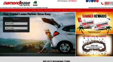Rent Car in Dubai