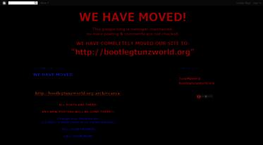 Get Dinostunz blogspot com news - D & P's Bootleg Tunz World