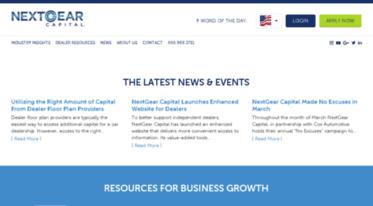 Get Discoverdsc Com News Nextgear Capital Dealer Floor