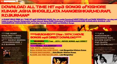 Get Downloadmp3site blogspot com news - DOWNLOAD ALL TIME HIT mp3