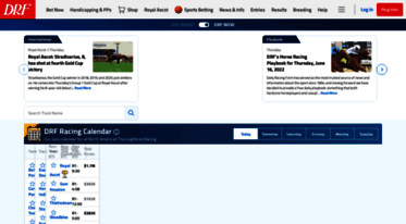 Get Drf com news - Daily Racing Form | Horse Racing