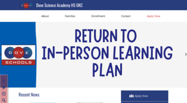 Get Dsaokc org news - Dove Science Academy - OKC