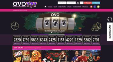 Get Emizoram Com News Slot Deposit Pulsa Tanpa Potongan Situs Slot Online Terpercaya Ovo777
