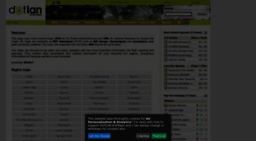 Get Evemaps.dotlan.net news - DOTLAN :: EveMaps on