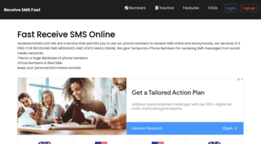 Get Fast-sms-receive com news - Fast Receive SMS - Free Receive SMS