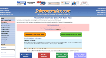 Get Fish-trader co uk news - The Online Marketplace for Fish Import