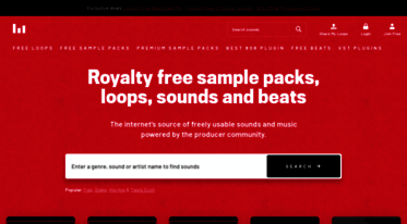 Get Freebeatsandsamples com news - Free Beats & Sample Packs - The