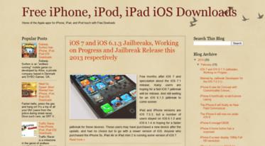 Get Freeiosdownload blogspot com news - Free iPhone, iPod