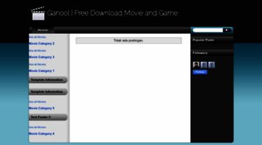 Get Ganool Backupblogspotcom News Ganool Free Download Movie