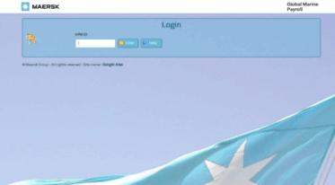 Get Gmp maersk com news - Global Marine Payroll - Log In