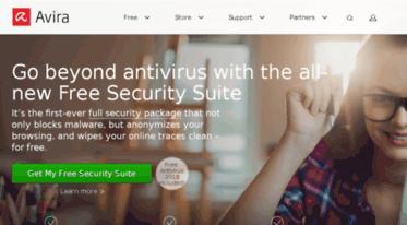 Avira security for mac.