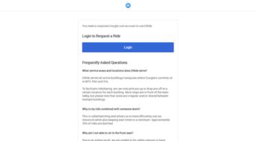 Get Google ridecell com news - GRide | Login