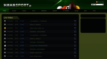 Hahasport Com Live Sport Free