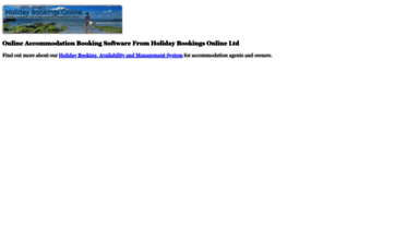 holiday.booking-system.net