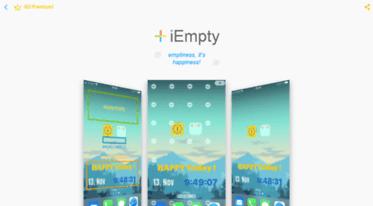 Get Iempty tooliphone net news - IEmpty - Customize your