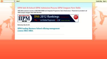 Get Iipm-info-iipm blogspot com news - IIPM Info B-School