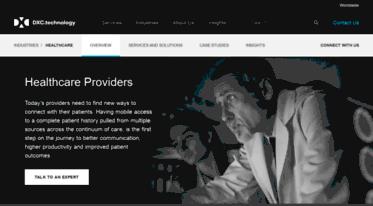 Get Isofthealth com news - Healthcare   DXC Technology